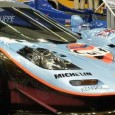 "All race cars in the colors of Gulf gathered for a German client by DuncanHamilton, a British broker. The most famous Gulf are there including the Ford GT40 2 times Le Mans winner, as well as the Porsche 917 K made ​​legendary by the movie ""Le Mans"" featuring Steve McQueen. It also shows two Mirage, one of the..."