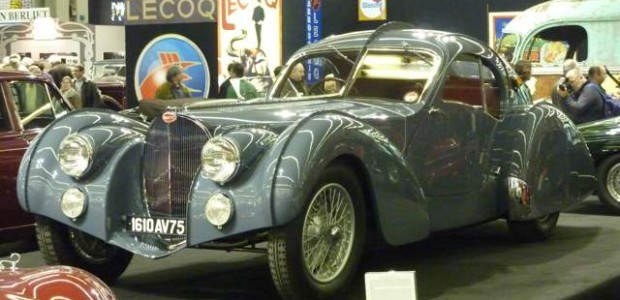 Only 4 Bugatti Atlantic were produced, this makes the venue of 2 of them in Paris this year something unique. Born originally in France, 50%...