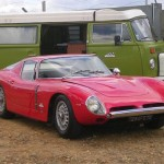 "Road legal ""strada"" Iso Grifo A3/L version"