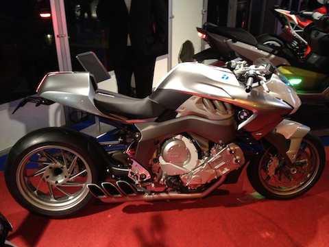 Festival Automobile BMW Concept 6