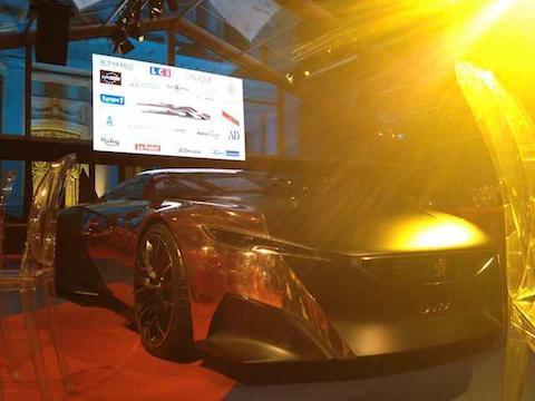 Festival Automobile Peugeot Onyx